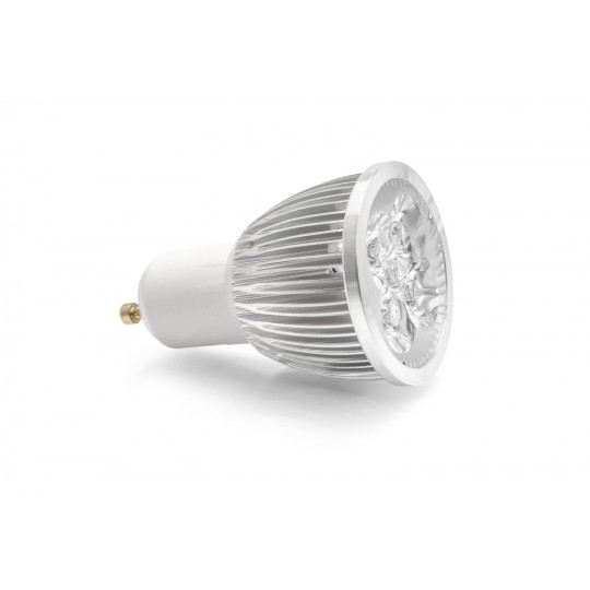 LED Spot 4W GU10 warmwei??