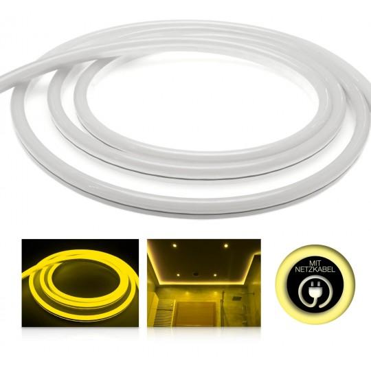 NeonFlex Pro230 gelb LED Streifen