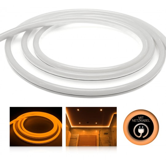 NeonFlex Pro230 orange LED Streifen