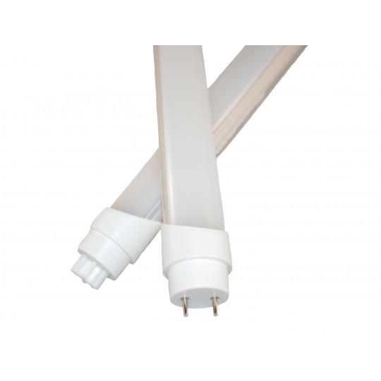 LED Röhre T8 neutralweiß auch mit drehbaren Endkappen