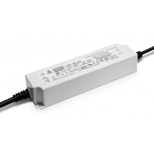24V LED Netzteil 40W - LPF-60-24