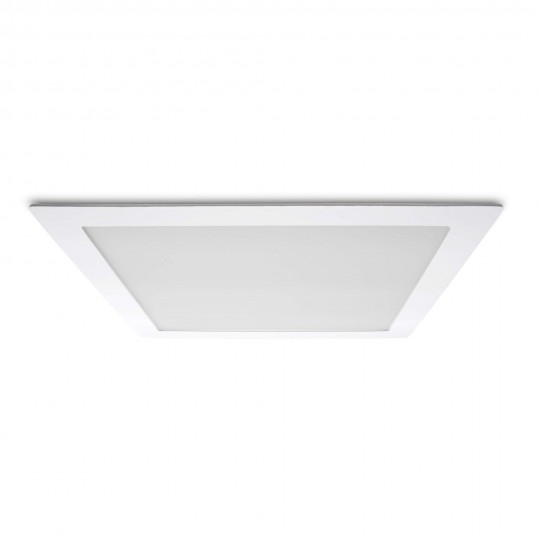 LED Panel quadratisch 62x62 Unterputz off