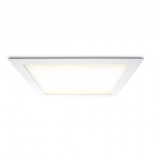 LED Panel - 24W - angeschaltet - Decke