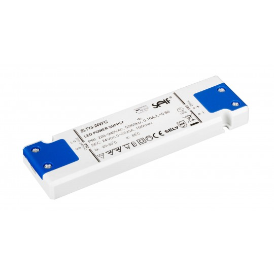 SELF Ultrathin Installationsnetzteil 15W 24VDC