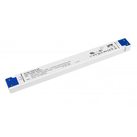 SELF Ultrathin Installationsnetzteil 60W 12VDC