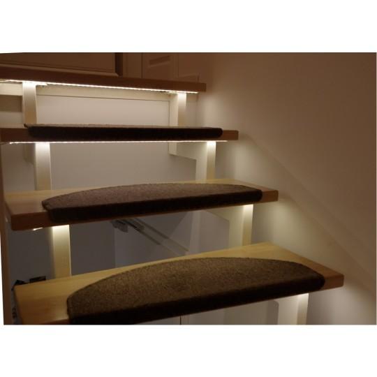 LED Treppenbeleuchtung - Anwendungsbeispiel