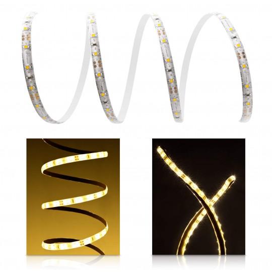 Comfort 12V LED Streifen warmweiß 60 LED/m