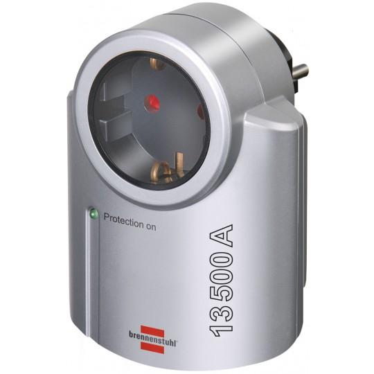 Primera-Line Überspannungsschutzadapter silber