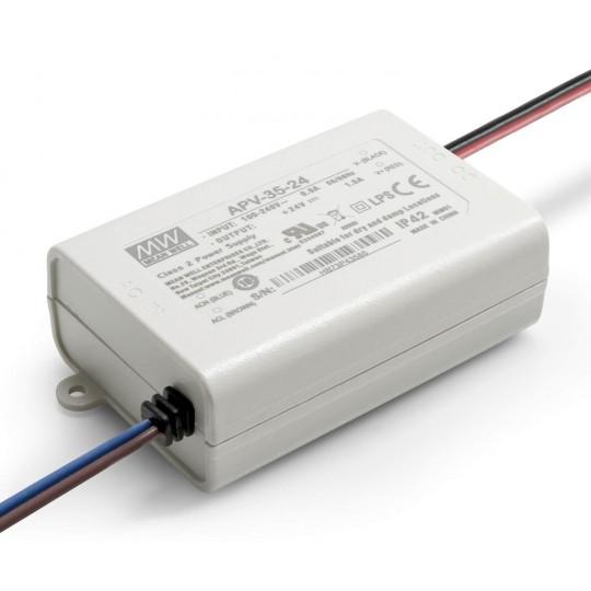 24 V DC LED Installationsnetzteil 35 W
