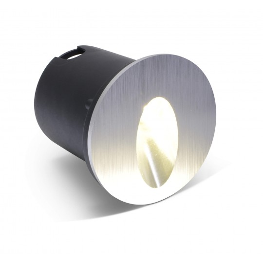 Effektvoller LED Einbaustrahler Lohmen warmweiß