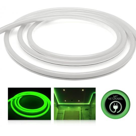 NeonFlex Pro230 grün LED Streifen