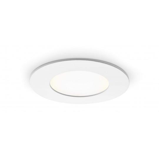 LED Spot 4W - rund - warmweiß