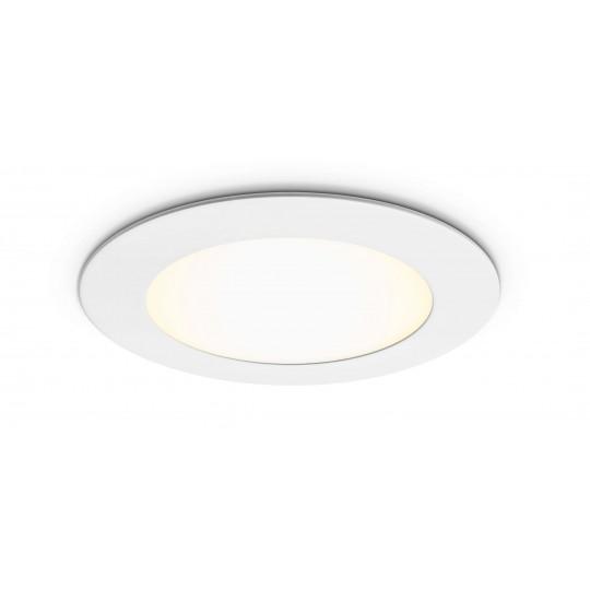 LED Spot 6W - rund - warmweiß