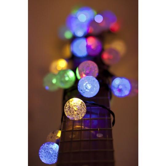 Stilvolle LED Solarlichterkette Helsa