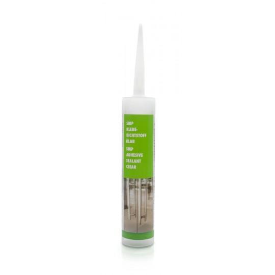 Konstruktionsklebstoff SMP Clear 290 ml