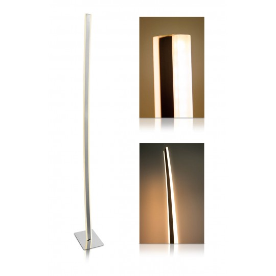 Moderne LED Stehleuchte Yan