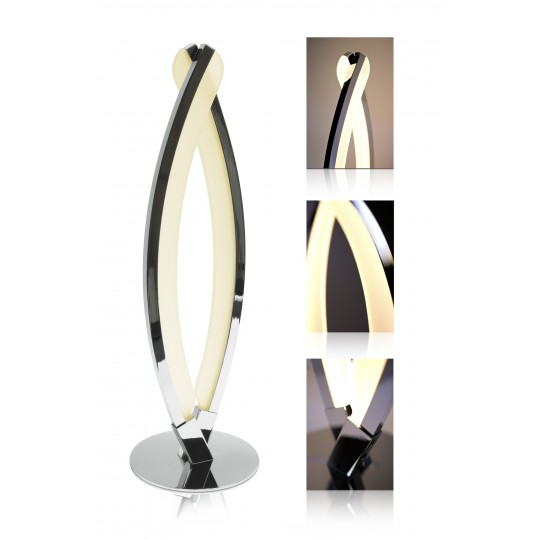 Dekorative LED Tischleuchte Jonas