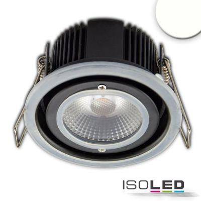 113057 LED Einbaustrahler Sys-68, 10W, IP65, neutralweiß, dimmbar (exkl. Cover)