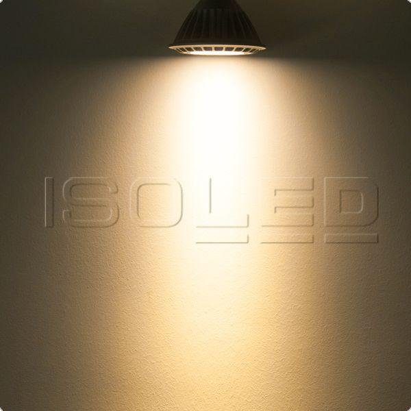 111852 LED PAR38, E27, 230V, 16W, 30°, warmweiß, dimmbar