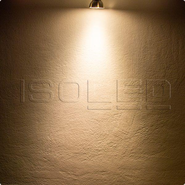 113572 GU10 Vollspektrum LED Strahler 7W COB, 36°, 3000K, dimmbar