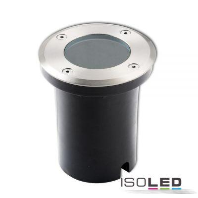 113299 Bodeneinbaustrahler für GU10, rund, IP67, exkl. Leuchtmittel