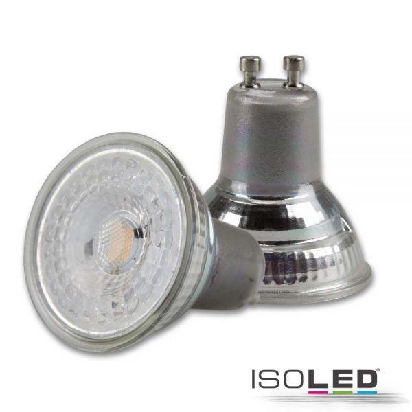 113685 GU10 LED Strahler SUNSET 5,5W, 60°, 2200-3000K, CRI90, Dimm-to-warm