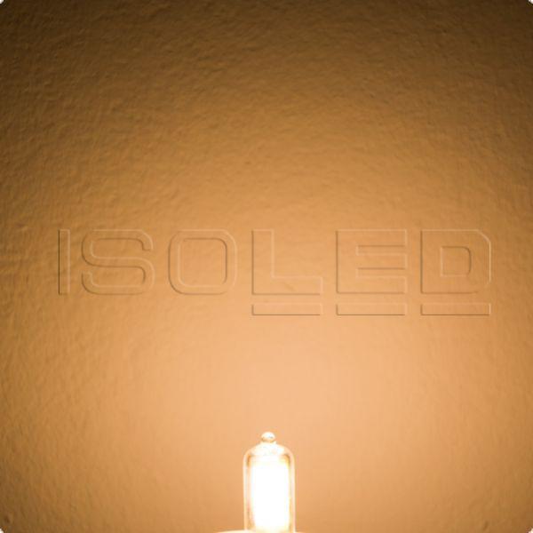 113284 G9 COB LED 2W, warmweiß