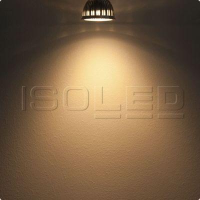 111932 GU10 LED Strahler 5,5W COB, 70°, warmweiß, dimmbar