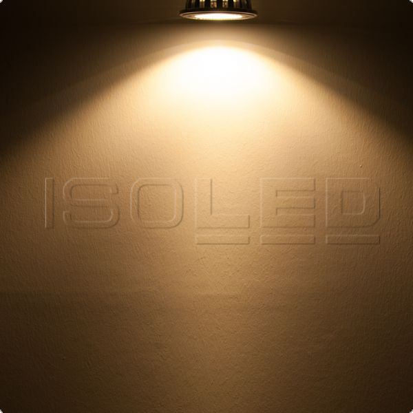 112282 ES111 GU10 COB Spot, 13W, 75°, warmweiß