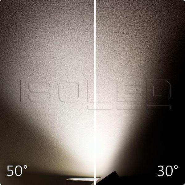 112740 3-PH Schienen-Strahler Fruit Light, 40W, 30°-50°, weiß matt