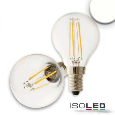 112604 E14 LED Illu, 4W, klar, neutralweiß