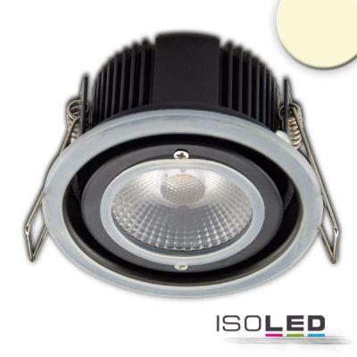 113056 LED Einbaustrahler Sys-68, 10W, IP65, warmweiß, dimmbar (exkl. Cover)