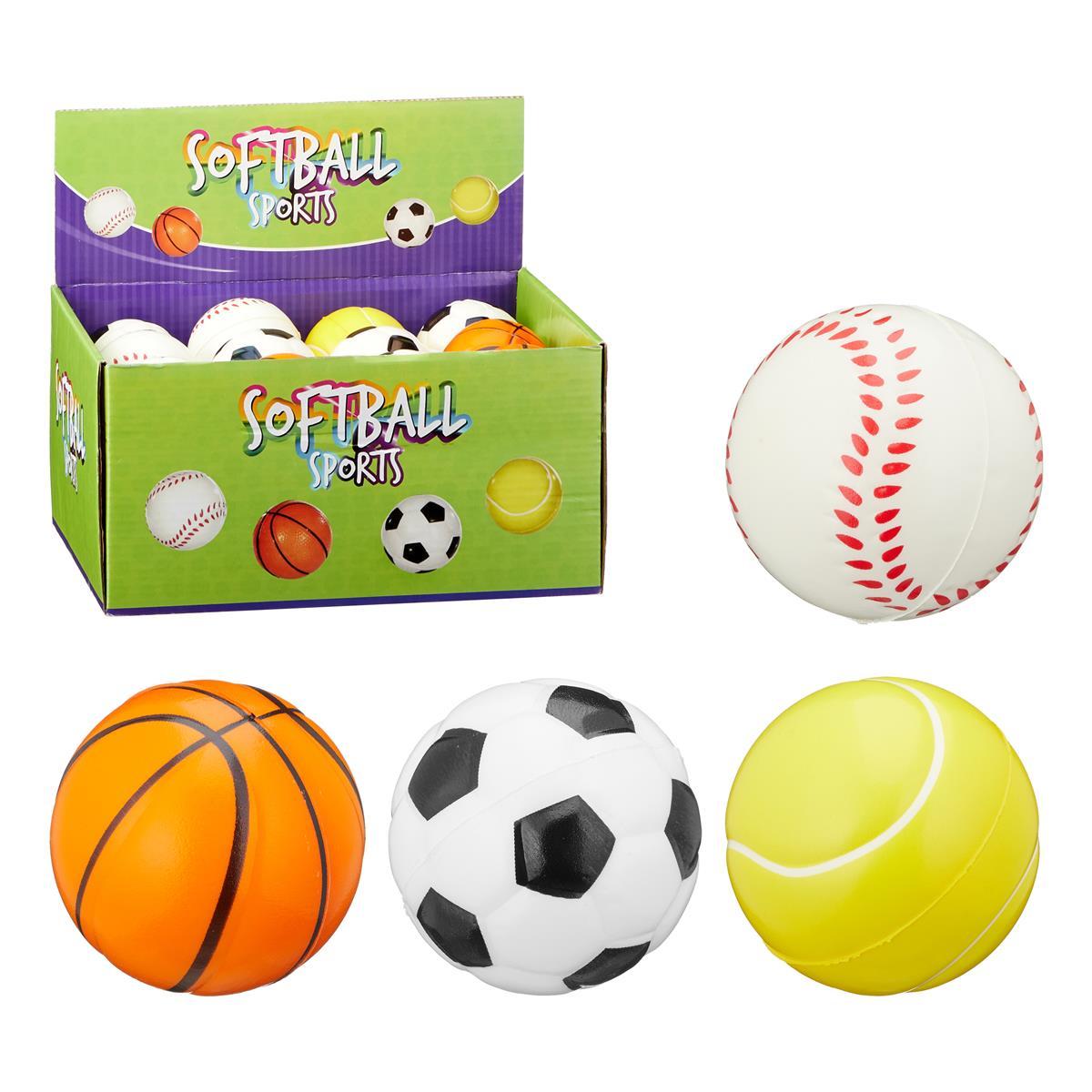 Cepewa 90798 - Softball Sport Fußball