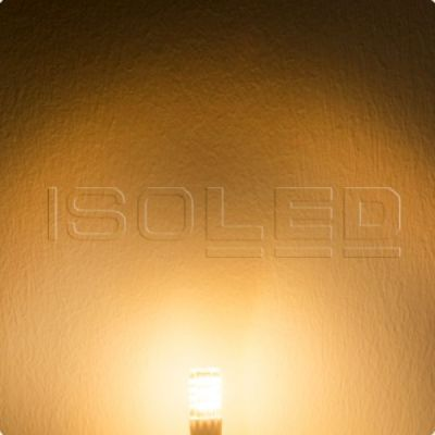 112536 G9 LED 51SMD, 5W, warmweiß, dimmbar