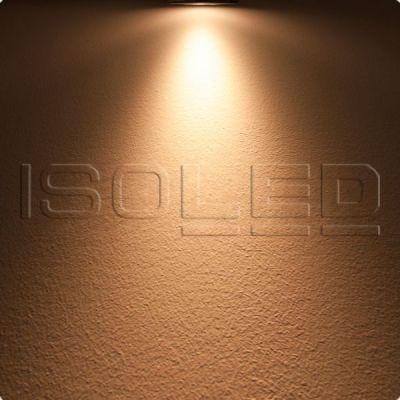 112230 LED Einbaustrahler, Edelstahl , 2W, 60°, IP67, 12V AC/DC, warmweiß