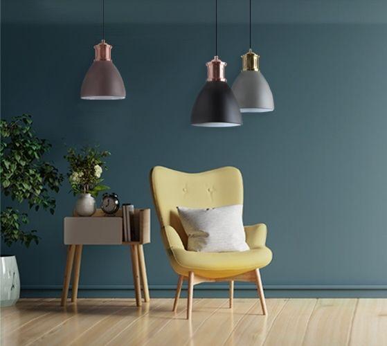 Anwendungsbeispiel für Lampen & Leuchten