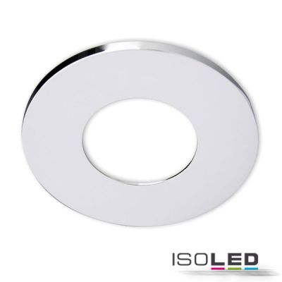 113062 Cover Aluminium chrom für Einbaustrahler Sys-68
