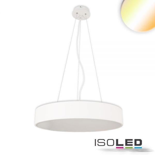 113804 LED Hängeleuchte, DM 100cm, weiß, 160W, ColorSwitch 3000 3500 4000K, dimmbar