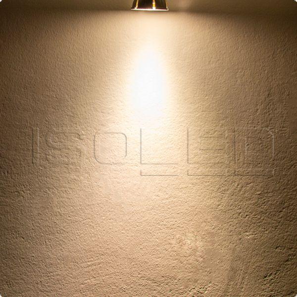 113682 GU10 Vollspektrum LED Strahler 7W COB, 60°, 3000K, dimmbar